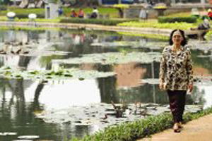 Meniti Taman Situlembang